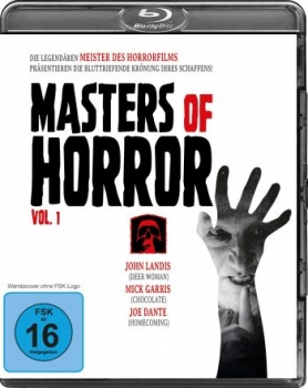 Masters of Horror Vol. 1 (blu-ray)