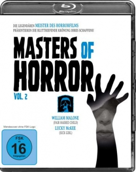 Masters of Horror Vol. 2 (blu-ray)