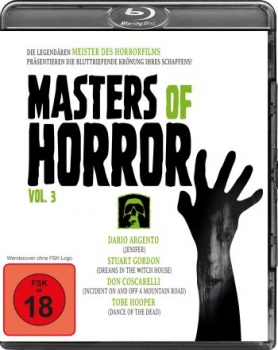 Masters Of Horror Vol. 3 (blu-ray)