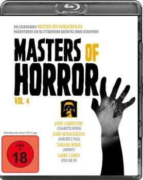 Masters Of Horror Vol. 4 (blu-ray)