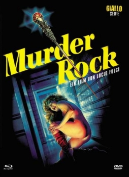 Murder Rock - Eurocult Mediabook Collection (DVD+blu-ray) (A)