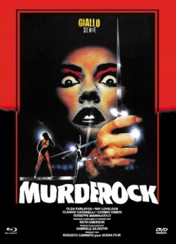 Murder Rock - Eurocult Mediabook Collection (DVD+blu-ray) (C)