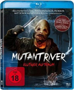 Mutant River - Blutiger Alptraum - Uncut Edition (blu-ray)
