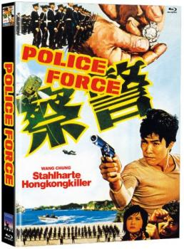 Police Force - Limited Mediabook Edition (blu-ray)