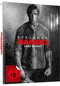 Rambo - Last Blood - Uncut Mediabook Edition (DVD+blu-ray)