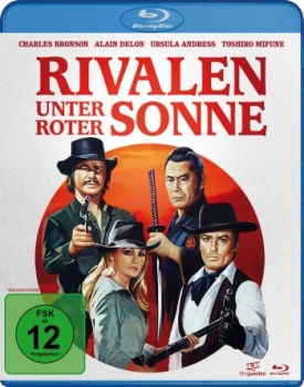 Rivalen unter roter Sonne (blu-ray)