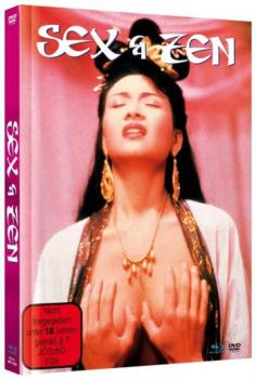 Sex & Zen - Uncut Mediabook Edition (DVD+blu-ray) (A)