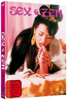 Sex & Zen - Uncut Mediabook Edition (DVD+blu-ray) (B)