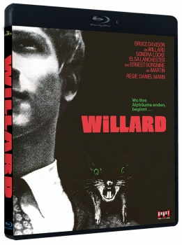 Willard - Uncut Edition (blu-ray)