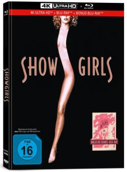 Showgirls - You Don't Nomi - Limited Mediabook Edition (4K Ultra HD+blu-ray)