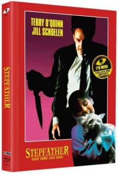 Stepfather, The - Uncut Mediabook Edition  (DVD+blu-ray) (C)