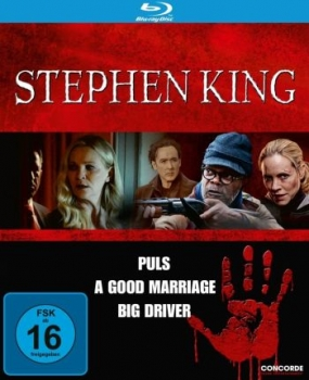 Stephen King Collection (blu-ray)