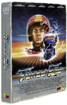 Turbo Kid - Uncut VHS Design Edition  (DVD+blu-ray) (A)