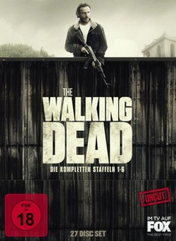 Walking Dead, The - Die kompletten Staffeln 1-6