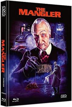 Mangler, The - Uncut Mediabook Edition  (DVD+blu-ray) (E)
