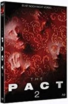 Pact 2, The - Uncut Mediabook Edition  (blu-ray)