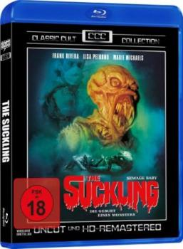 Suckling, The - Classic Cult Collection  (blu-ray)