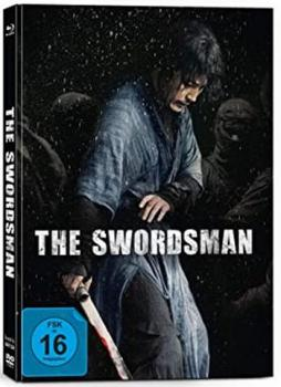 Swordsman, The - Uncut Mediabook Edition (DVD+blu-ray)