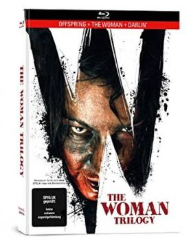 Woman Trilogy, The - Uncut Mediabook Edition  (blu-ray)