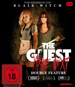 Guest, The / You're Next - Double Feature (blu-ray)