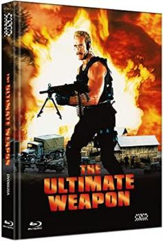 Ultimate Weapon - Uncut Mediabook Edition  (DVD+blu-ray) (A)