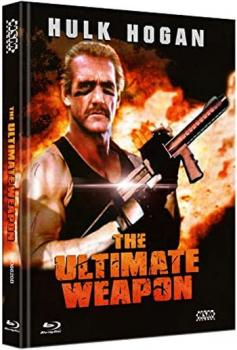 Ultimate Weapon - Uncut Mediabook Edition  (DVD+blu-ray) (B)