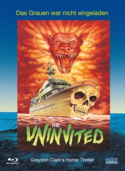 Uninvited, The - Uncut Mediabook Edition  (DVD+blu-ray) (A)