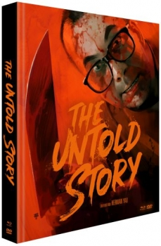 Untold Story, the - Uncut Mediabook Edition  (DVD+blu-ray) (A)
