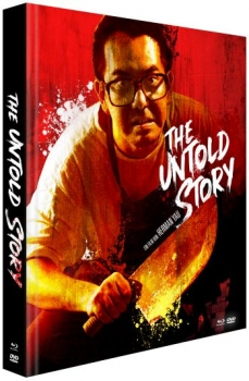 Untold Story, the - Uncut Mediabook Edition  (DVD+blu-ray) (B)