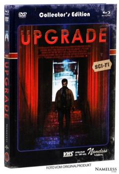 Upgrade - Uncut Mediabook Edition (DVD+blu-ray) (Cover Retro)