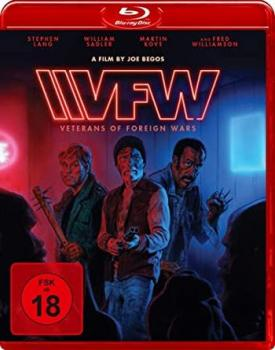 VFW - Veterans of Foreign Wars - Uncut Edition  (blu-ray)