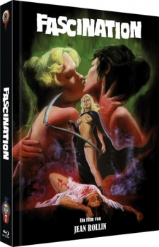 Fascination - Uncut Mediabook Edition  (DVD+blu-ray) (C)