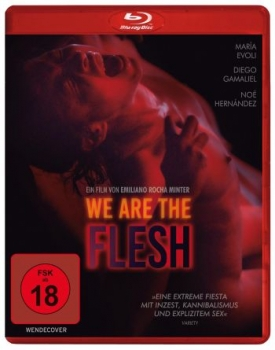 We Are The Flesh - Uncut! (blu-ray)