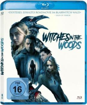 Witches in the Woods (blu-ray)