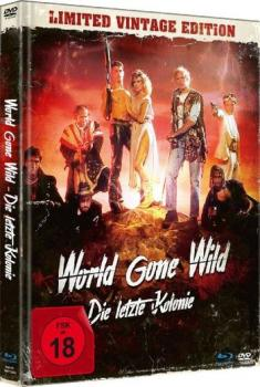 World Gone Wild - Die letzte Kolonie - Limited Mediabook Edition (DVD+blu-ray)