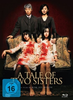 A Tale of Two Sisters - Uncut Mediabook Edition  (DVD+blu-ray)