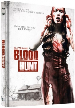Blutrache - Blood Hunt - Uncut Mediabook Edition  (DVD+blu-ray) (A)