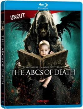 ABCs of Death, The - Uncut Edition  (blu-ray)