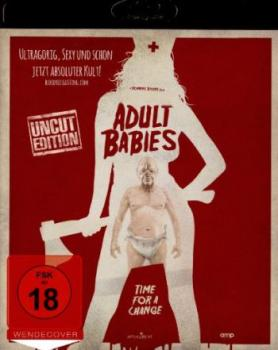 Adult Babies - Uncut Edition  (blu-ray)
