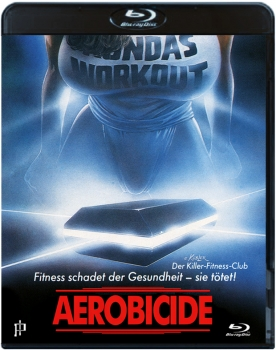 Aerobicide - Killer Workout - Uncut Edition  (blu-ray)