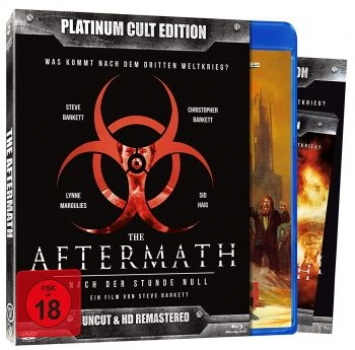 Aftermath, The - Platinum Cult Edition  (DVD+blu-ray)