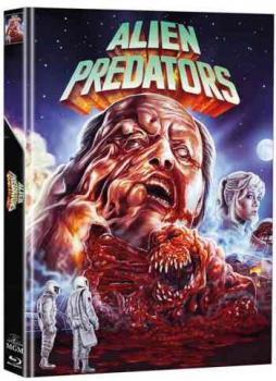 Alien Predators - Uncut Mediabook Edition  (blu-ray)