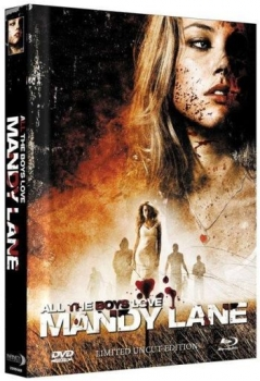 All the Boys love Mandy Lane - Uncut Mediabook Edition  (DVD+blu-ray) (B)
