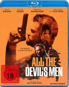 All the Devils Men (blu-ray)