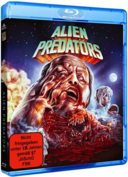 Alien Predators - Limited Uncut Edition  (blu-ray)