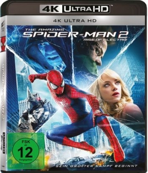 Amazing Spider-Man 2, The - Rise of Electro  (4K Ultra HD)
