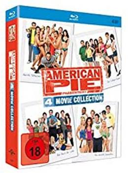 American Pie - 4 Movie Collection (blu-ray)