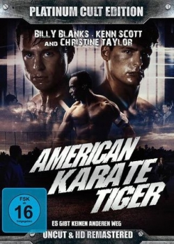 American Karate Tiger - Platinum Cult Edition