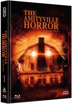 Amityville Horror Collection, The - Uncut Mediabook Edition  (blu-ray)