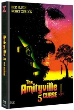 Amityville 5, The - The Curse - Uncut Mediabook Edition  (DVD+blu-ray) (A)